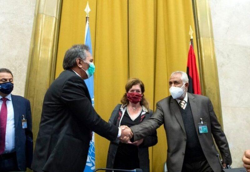 اتفاق لوقف النار في ليبيا برعاية أممية