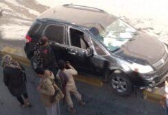 اغتيال وزير الشباب والرياضة في حكومة الحوثي في صنعاء