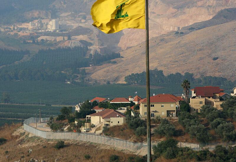 الحدود اللبنانية - الأراضي المحتلة