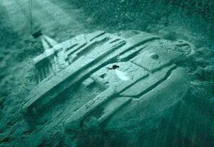 العثور على جسم غريب في قاع بحر البلطيق