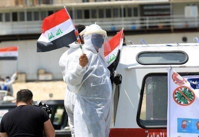 العراق يسجل أرقام قياسية بكورونا