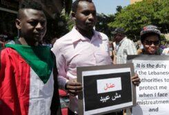 اعتصامات للعمالة الأجنبية في لبنان