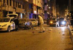انفجار ضخم يهز جنوب تركيا