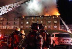 حريق بمستشفى روسي لمرضى كورونا