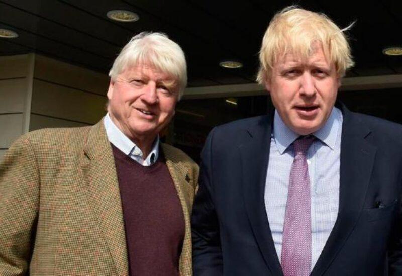 رئيس وزراء بريطانيا ووالده