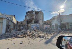زلزال في اليونان