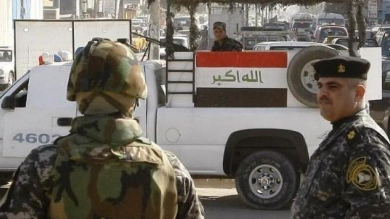 عناصر من الشرطة العراقية - أرشيفية