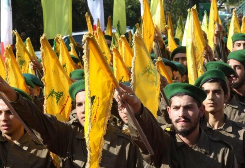 عناصر من ميليشيا حزب الله