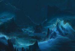 قعر البحر-تعبيرية