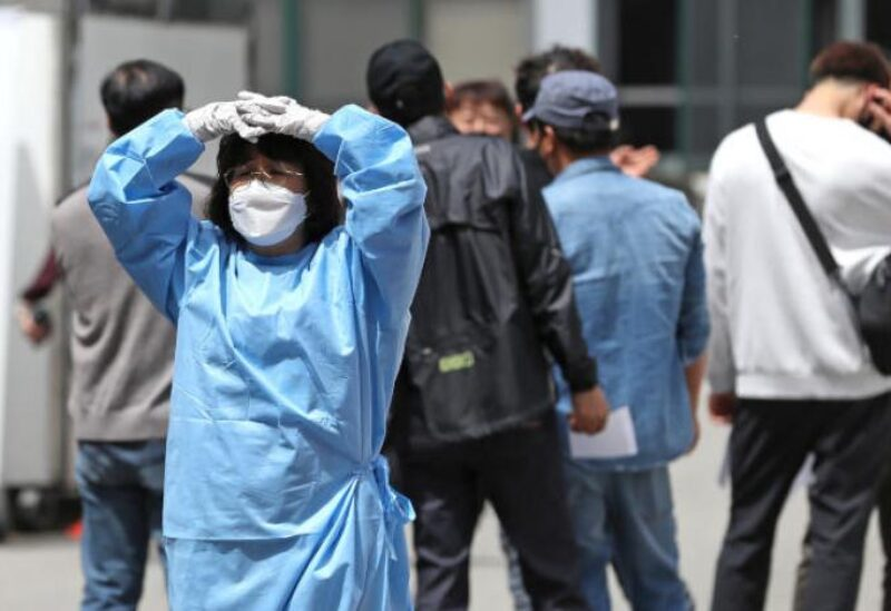 كوريا الجنوبية تشهد ارتفاعا بإصابات كورونا