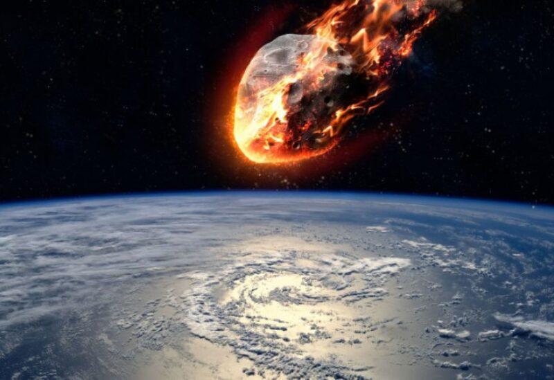 كويكب يصطدم بالأرض بداية الشهر القادم