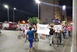 مسيرة تجوب صيدا تنديدا بالإساءة للنبي محمد