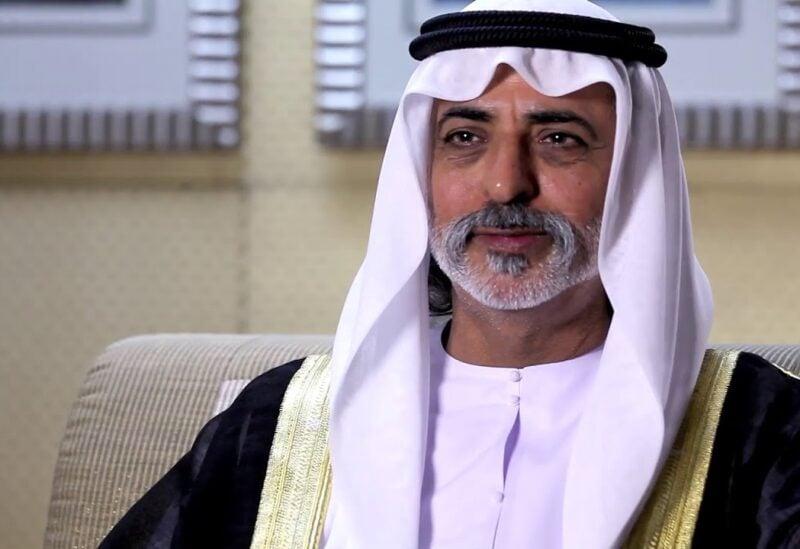 الشيخ نهيان بن مبارك