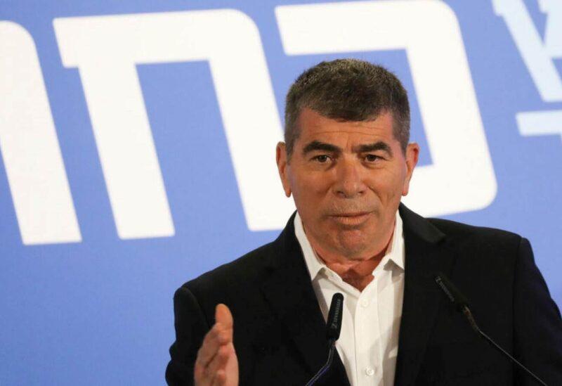 وزير الخارجية الإسرائيلي جابي أشكنازي