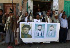 """""""حزب الله"""" يشرف على معسكرات حوثية بالحديدة"""