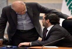 سعد الحريري وعلي حسن خليل