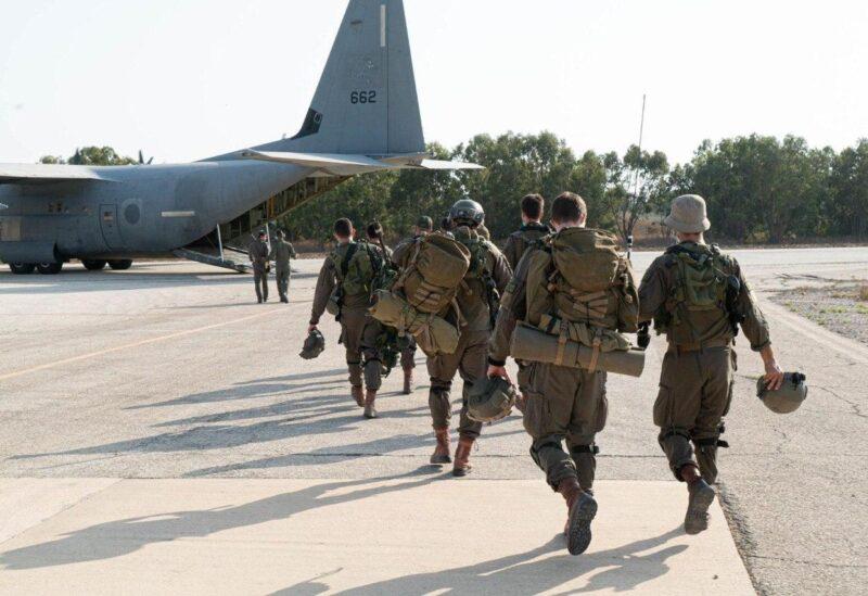 """الجيش الإسرائيلي ينهي مناورة """"السهم القاتل"""""""