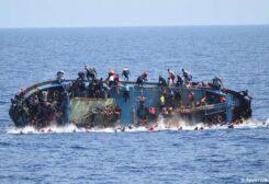خسائر كبيرة في غرق مراكب للاجئين هذا العام (أرشيفية)