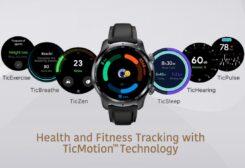 ساعة ذكية تقدم العديد من الوظائف الصحية والرياضية