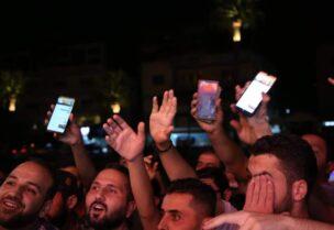 طابور لشراء آيفون 12 في سوريا
