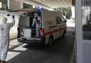 تزايد حالات كورونا في لبنان بشكل كبير