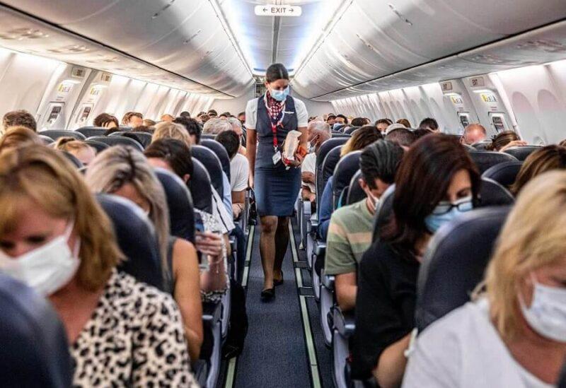 اجراءات يتم اتخاذها لعدم انتشار عدوى كورونا على الطائرات