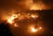 الحرائق في الساحل السوري