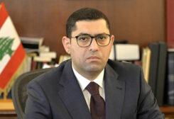 محافظ جبل لبنان القاضي محمد المكاوي