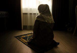 صورة تعبيرية للصلاة
