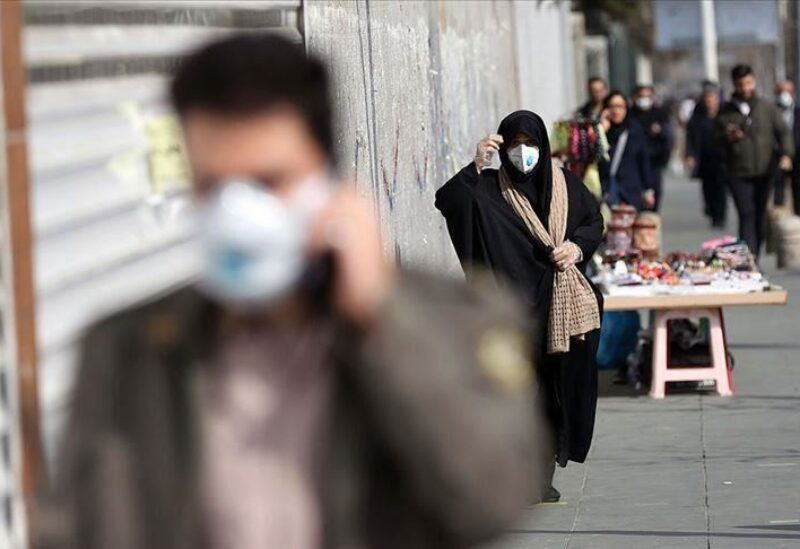 الوفيات بفيروس كورونا ارتفعت بشكل كبير في إيران