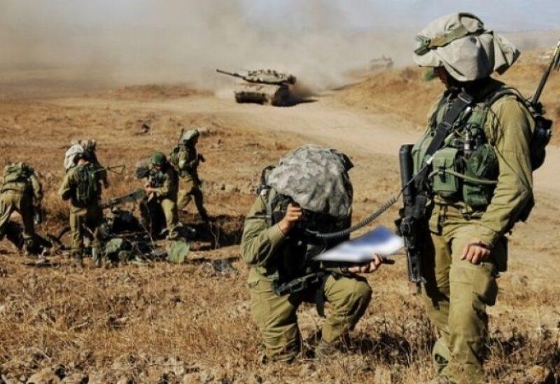 مناورة للجيش الإسرائيلي (أرشيفية)