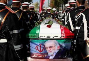 اغتيال العالم محسن زاده -عراب البرنامج النووي الإيراني