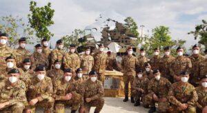 الجنود الإيطاليين