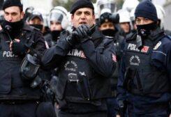 الشرطة الاوكرانية