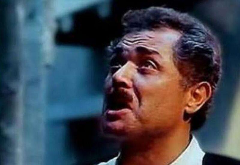 الفنان الراحل محمود عبدالعزيز