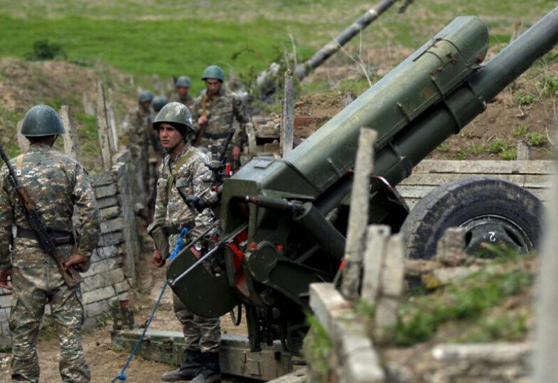المعارك مستمرة في إقليم كاراباخ