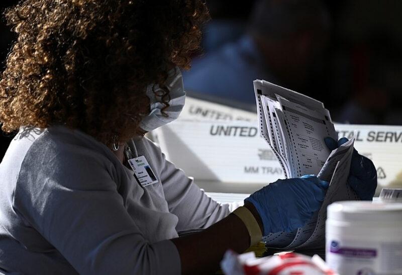انتخابات أمريكا شهدت اقبال قياسي