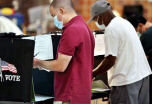 """السلطات الصحيّة الأميركيّة: بإمكان مرضى """"كورونا"""" التصويت شخصياً"""