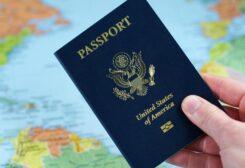 جواز سفر أميركي