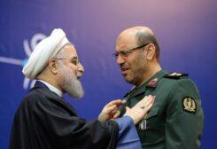 حسين دهقان وحسن روحاني
