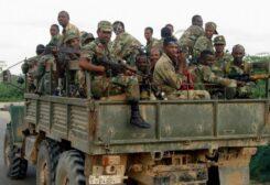 عناصر من الجيش الأثيوبي
