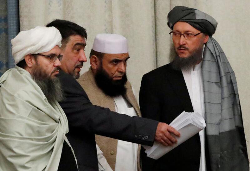 قادة حركة طالبان-أرشيفية