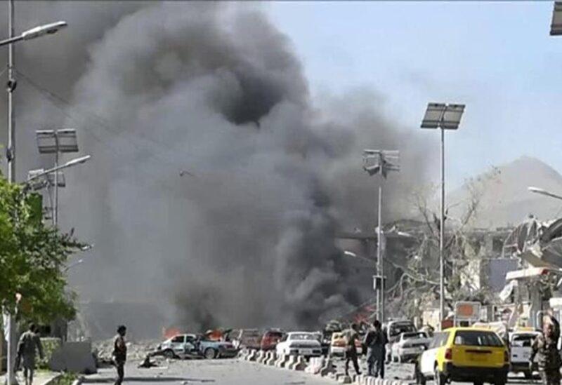 قتلى وجرحى في انفجار غربي كابول-ارشيفية