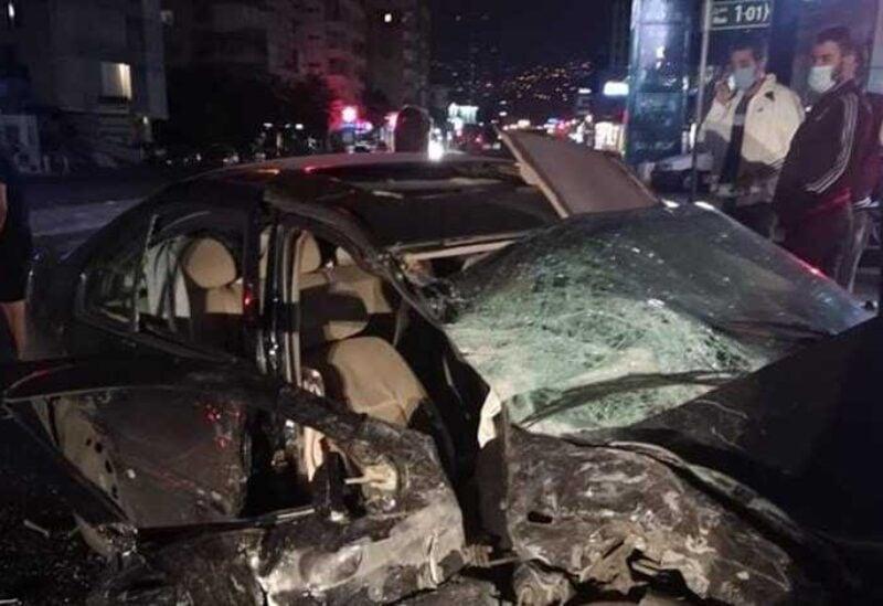 قتيل بحادث مروع عند تقاطع الاتحاد الجديدة