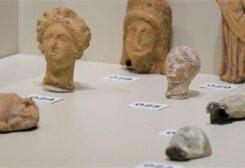 قطع أثرية رومانية- أرشيفية