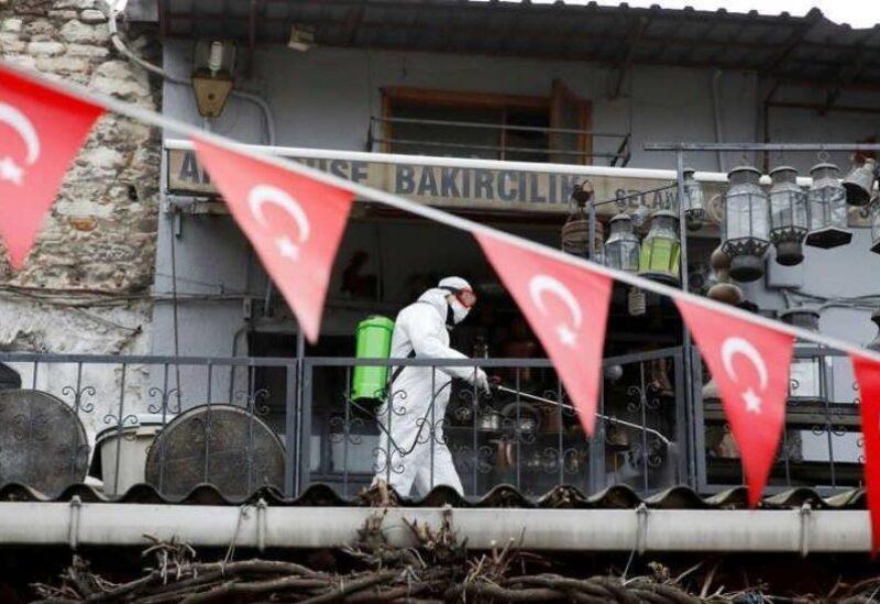 قفزة قياسية بإصابات كورونا في تركيا