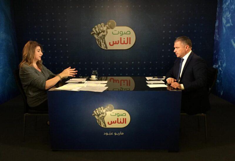 وزيرة العدل ماري كلود نجم
