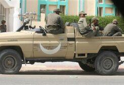 الأمن الموريتاني