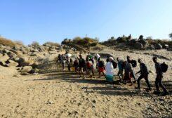 نزوح الآلاف من إثيوبيا بسبب الحرب