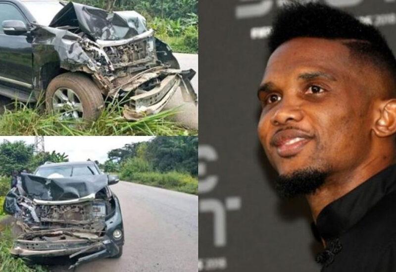 الكاميروني إيتو يتعرض لحادث مروع
